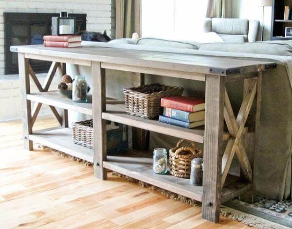 47 Creative Farmhouse Coffee Table Décor Ideas