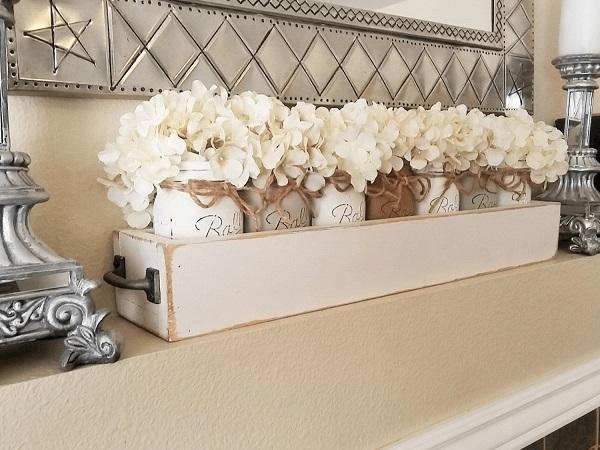 35 White Farmhouse Design Ideas For A Charming Look