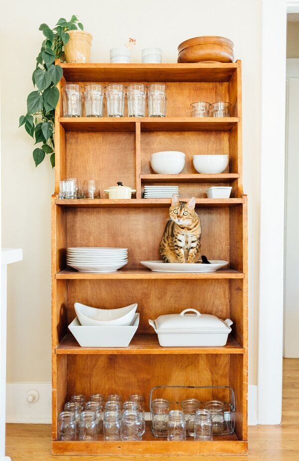 How To Organize Kitchen Cabinets And Racks