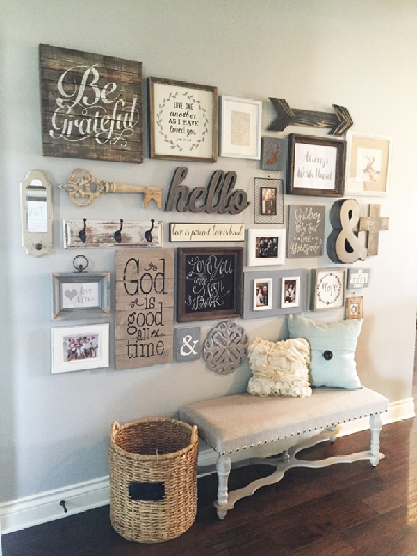 10+ Cheap And Easy DIY Farmhouse Décor For Yours