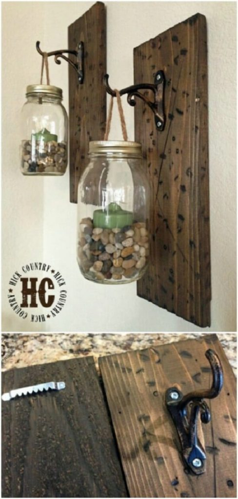 35 Affordable DIY Farmhouse Home Decoration Ideas