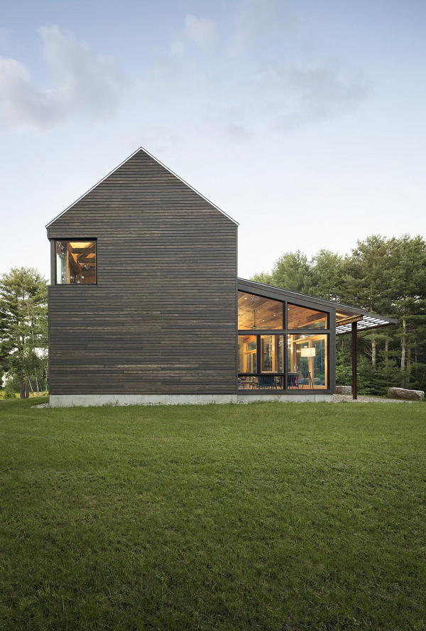 40 Modern Farmhouse Exterior Design Ideas