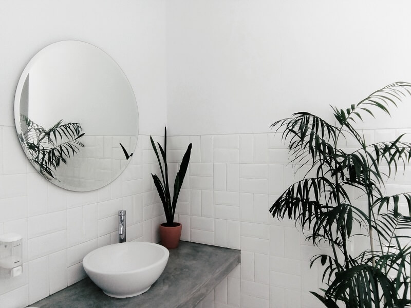 Bathroom Updates For Less