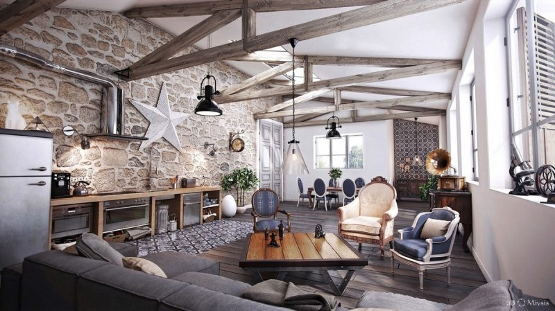25 Rustic Farmhouse Living Room Décor Ideas For Your House