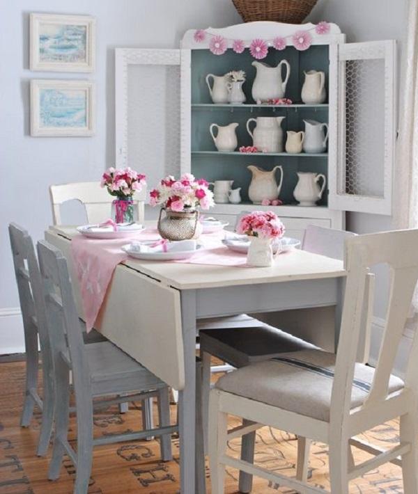 37 Farmhouse Dining Room Decor Ideas