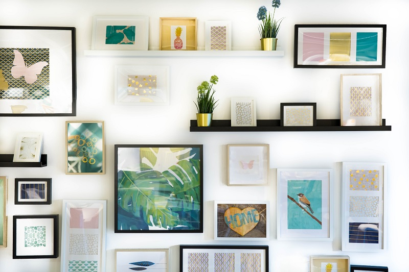 Budget Décor Tips For Home Walls