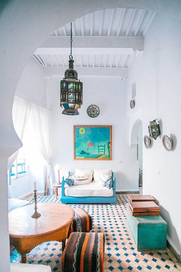 Beautiful Home Decorating Ideas From Morocco