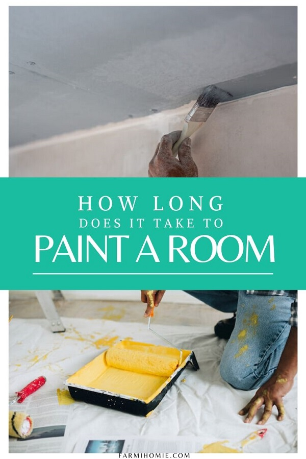 How Long Does It Take to Paint A Room? Best tips for Home ...