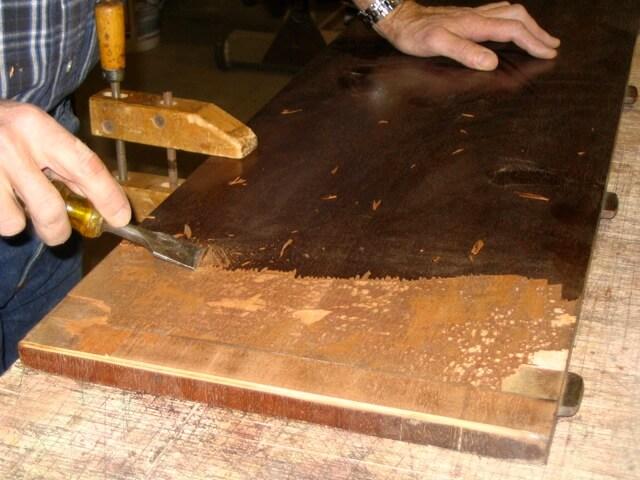 Repair Water Damaged Wood Veneer