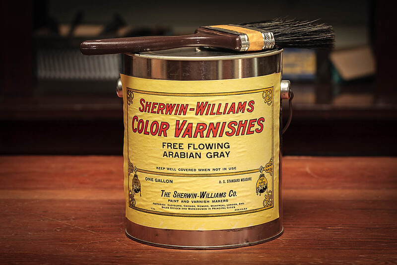Sherwin-Williams Paint Can