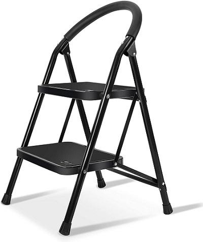 XinSunho Lightweight 2 Step Ladder