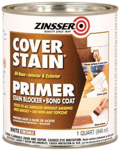 Zinsser 03504 Cover Stain Oil Primer