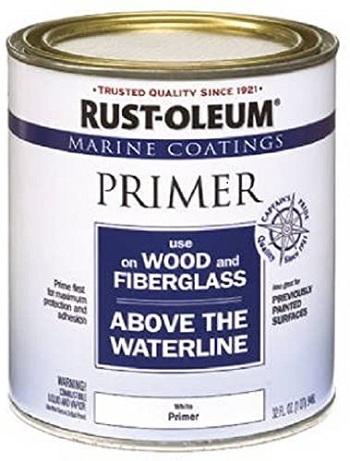 Rust Oleum 207014 Marine Fiberglass Primer