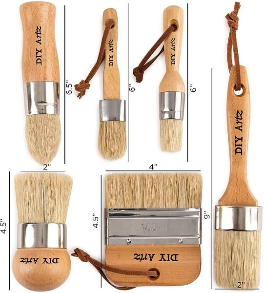 Best Brushes For Chalk Paint in 2021