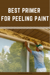 Best primer for peeling paint