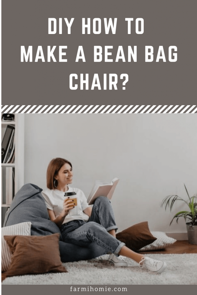 DIY How to Make a Bean Bag Chair?