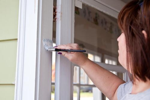 best sheen for exterior paint