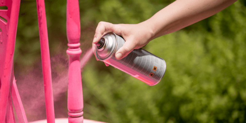 How long does it Take for Spray Paint to Dry?