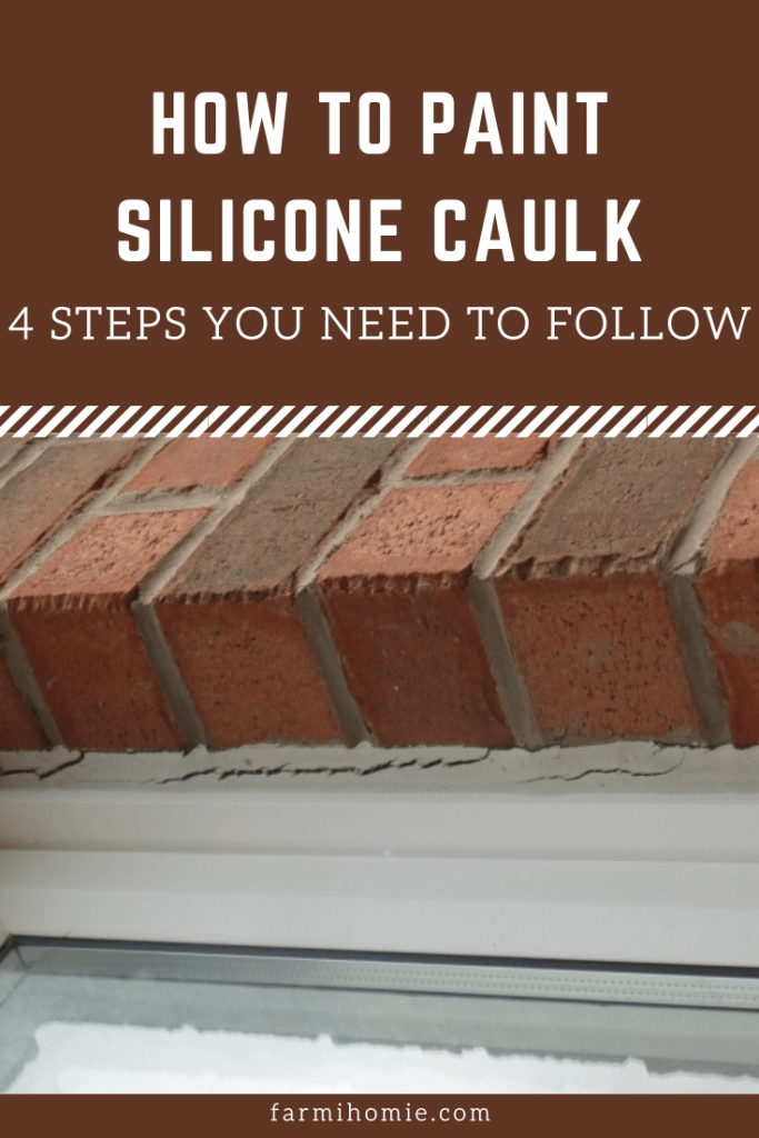 How to Paint Silicone Caulk