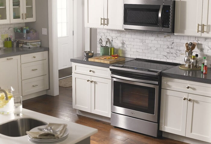 How Much Space between Stove and Cabinet