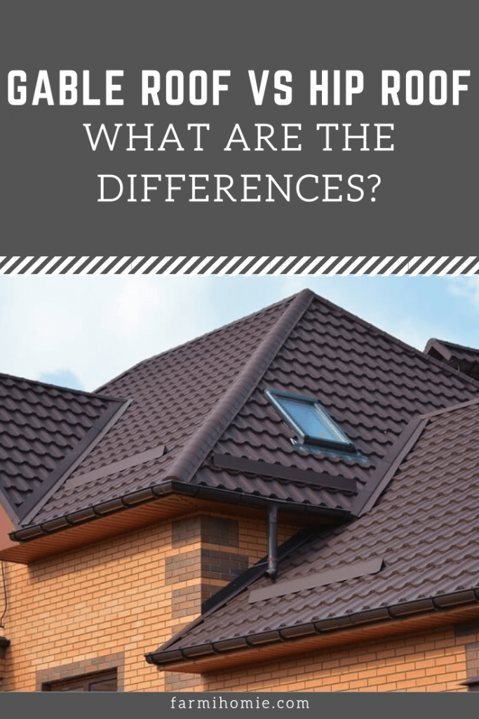 Gable Roof Vs Hip Roof Comparison: What Are The Differences?